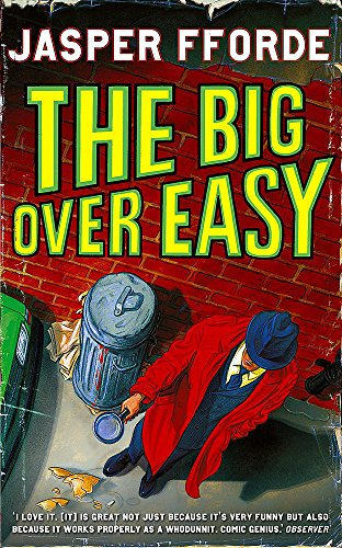 9780340897102: The Big Over Easy: Nursery Crime Adventures 1