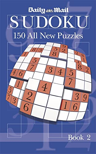 "The ""Daily Mail"" Book of Sudoku: Bk.: on Sunday, Mail"