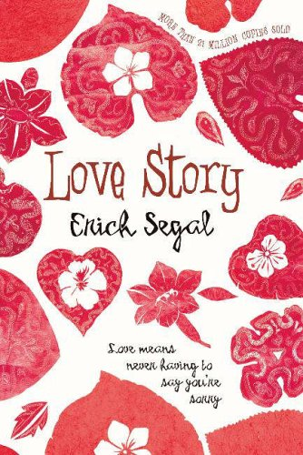 Erich Segal Love Story Abebooks