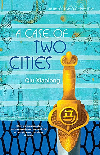9780340898529: A Case of Two Cities: Inspector Chen 4