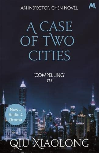 9780340898536: A Case of Two Cities: Inspector Chen 4 (As heard on Radio 4)