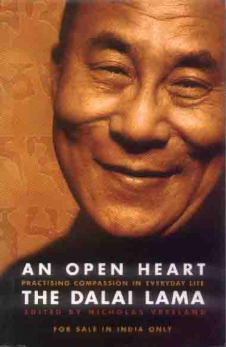 9780340898789: An Open Heart: Practising Compassion in Everyday Life