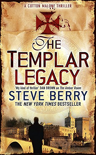 9780340899250: The Templar Legacy: Book 1 (Cotton Malone)