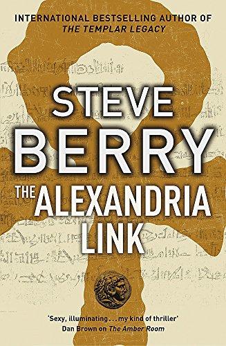 9780340899274: The Alexandria Link: Book 2 (Cotton Malone)