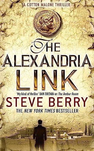 9780340899298: The Alexandria Link: Book 2 (Cotton Malone)