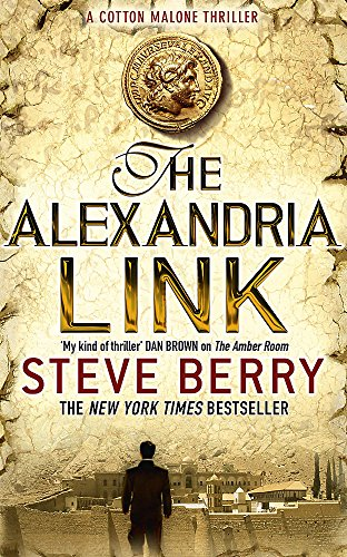 9780340899298: The Alexandria Link (Cotton Malone)