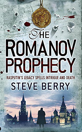 9780340899311: The Romanov Prophecy