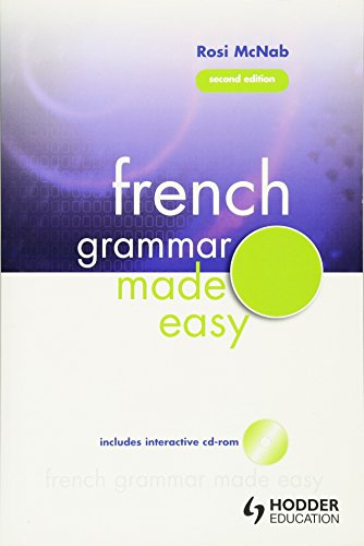 9780340900949: French Grammar Made Easy (Volume 1) (French Edition)