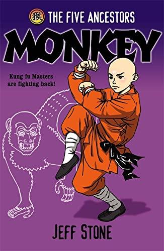 9780340902318: Monkey (Five Ancestors)
