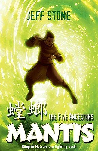 9780340902356: Mantis: Book 6 (Five Ancestors)