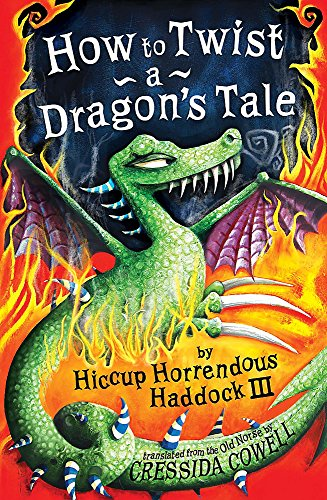 9780340902622: How To Train Your Dragon: 5: How to Twist a Dragon's Tale