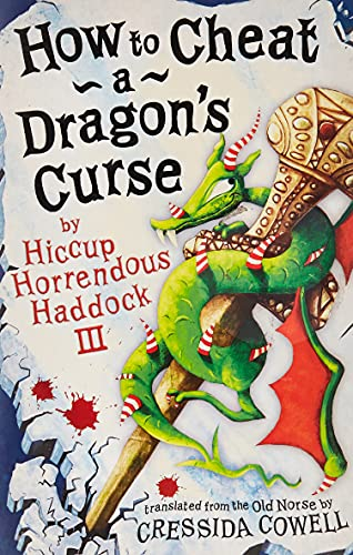 9780340902639: How To Cheat A Dragon's Curse: Book 4 (How To Train Your Dragon)