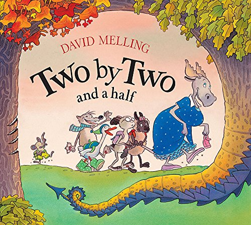 Two By Two and a Half: Melling, David