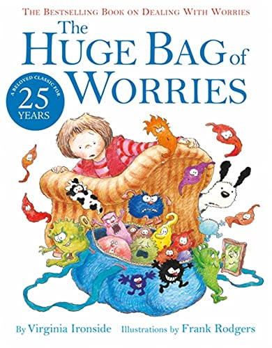 9780340903179: The Huge Bag of Worries