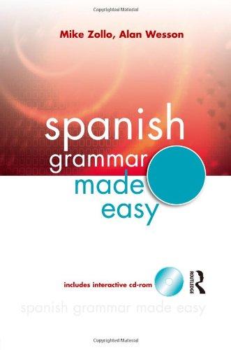 9780340904954: Spanish Grammar Made Easy