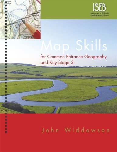9780340905029: Map Skills for Common Entrance Geography & Key Stage 3 (Geography for Common Entrance)