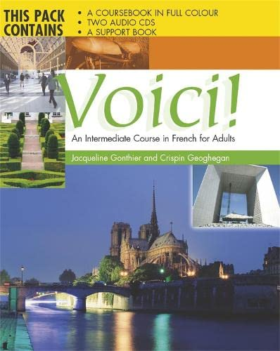 9780340905203: Voici CD Complete Pack: An Intermediate Course in French for Adults (Hodder Arnold Publication)