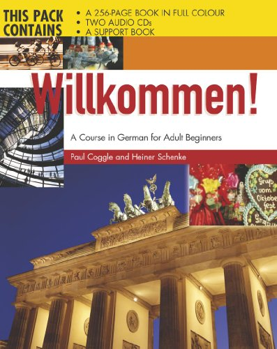 9780340905210: Willkommen CD Complete Pack: A Course in German for Adult Beginners
