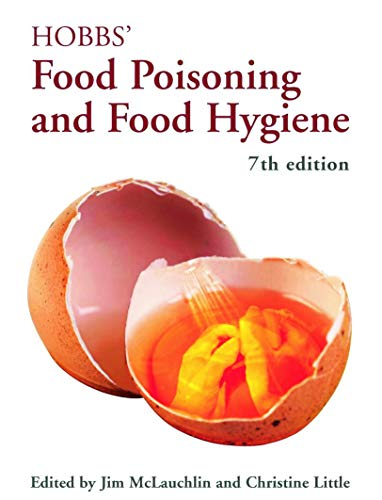 9780340905302: Hobbs' Food Poisoning and Food Hygiene, Seventh Edition