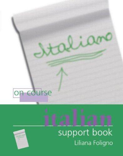 9780340905371: On Course Italian