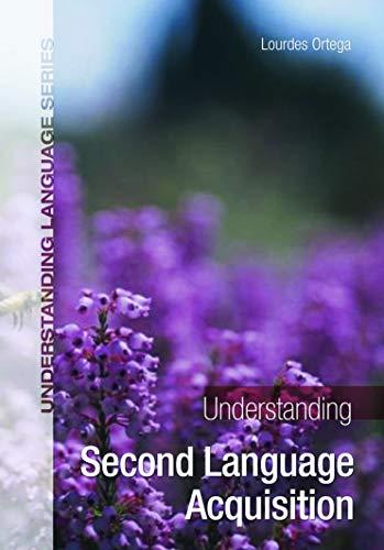 9780340905593: Understanding Second Language Acquisition
