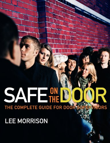 9780340905753: Safe on the Door: The Complete Guide for Door Supervisors