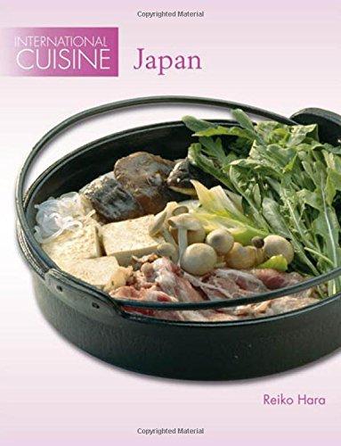 9780340905777: International Cuisine: Japan