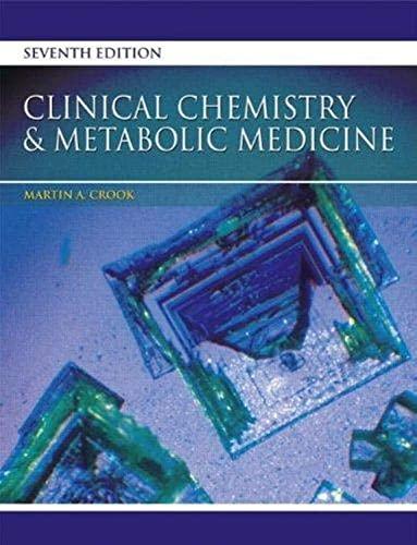 9780340906170: Clinical Chemistry & Metabolic Medicine