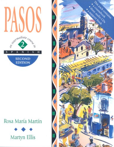 9780340906521: Pasos 2: An Intermediate Course in Spanish