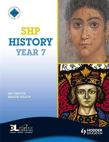 9780340907337: SHP History Year 7 Pupil's Book: The Roman Empire and England 1066-1500: Pupil's Book Year 7 (Schools History Project History)