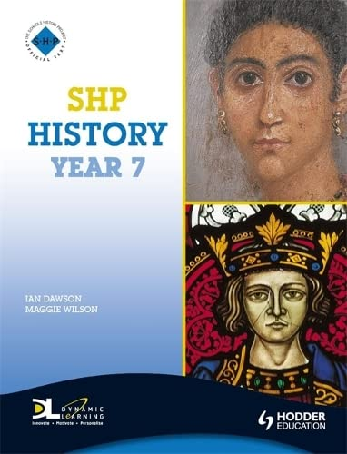 9780340907337: SHP History Year 7 (Schools History Project)