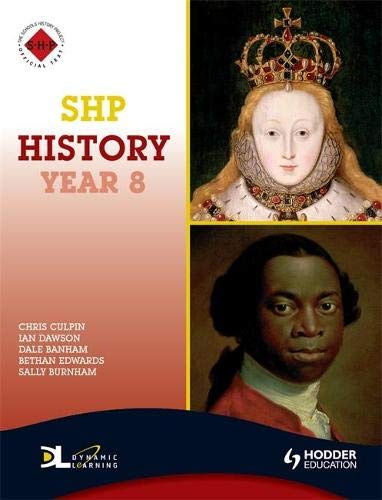 9780340907368: SHP History Year 8 Pupil's Book: Pupil's Book Year 8 (Schools History Project History)