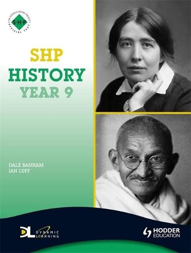 9780340907399: SHP History Year 9 Pupil's Book: Pupil's Book Year 9 (Schools History Project History)