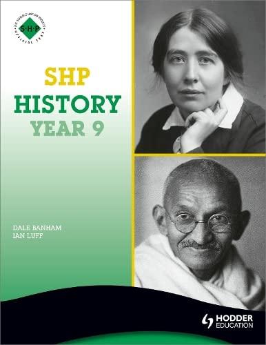 9780340907399: Shp History Year 9