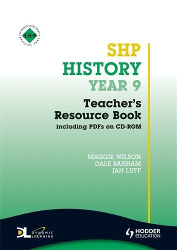 9780340907405: History Year 9 Teacher's Resource Book (Schools History Project)