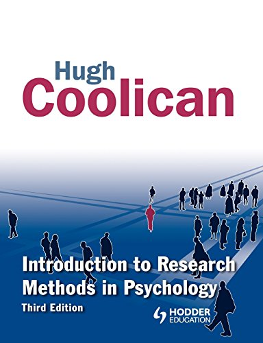 9780340907573: Introduction to Research Methods in Psychology (Hodder Arnold Publication)