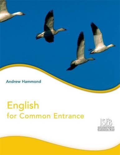9780340907894: English for Common Entrance Pupil's Book