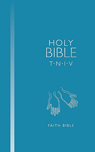 9780340908594: Faith Bible: Today's New International Version (International Bible Society)