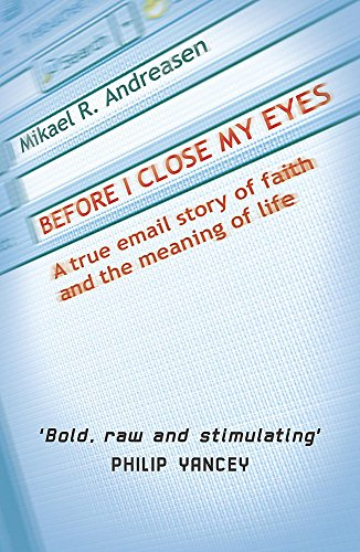 9780340909003: Before I Close My Eyes