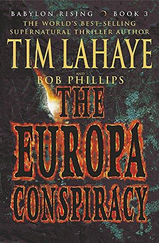 The Europa Conspiracy: LaHaye, Tim F.;