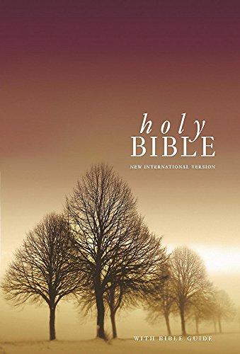 9780340909935: NIV Popular with Bible Guide, Hardback (Bible Niv)
