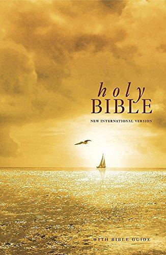 9780340909942: NIV Popular with Bible Guide, Paperback (Bible Niv)