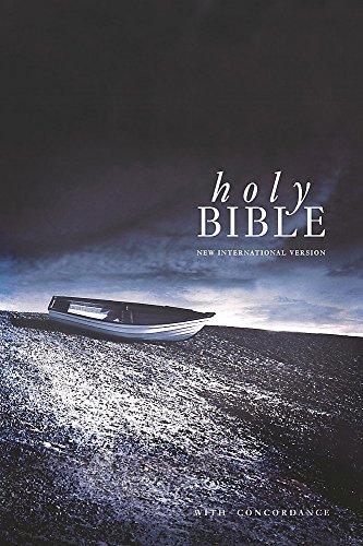 NIV Popular Bible: WITH Concordance (Bible Niv): Editor-International Bible Society