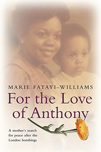 9780340910184: For the Love of Anthony