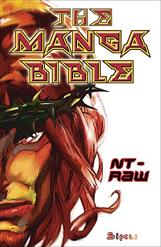 9780340910436: The Manga Bible - NT Extreme (Bible Tniv)