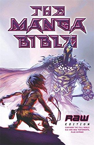 9780340910450: Manga Bible: Raw (Bible Tniv)
