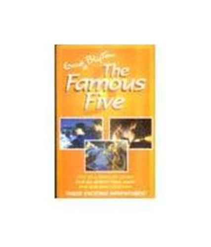 9780340910825: The Famous Five: Three Exciting Adventures