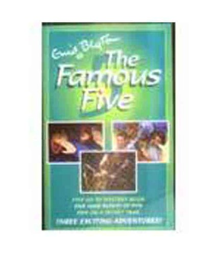 Five Go to Mystery Moor / Five Have Plenty of Fun / Five on a Secret Trail: Blyton, Enid