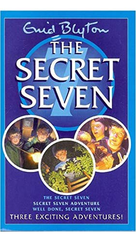 9780340910894: The Secret Seven / Secret Seven Adventure / Well Done, Secret Seven