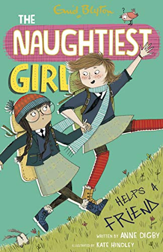 9780340910948: The Naughtiest Girl Helps A Friend